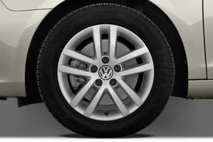 VW Golf 7 BlueMotion Radkappe