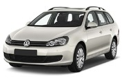 VW Golf Variant MATCH BlueMotion Technology