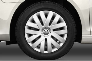 VW Golf Variant MATCH BlueMotion Technology Radkappe