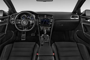 VW Golf 7 R Armaturentafel