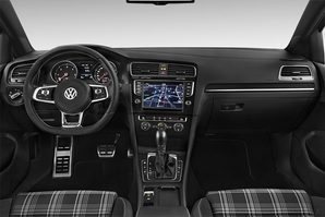 VW Golf 7 GTD Armaturentafel