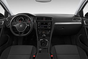 VW Golf 7 Variant TGI Armaturentafel