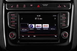 VW Polo BlueGT Audioanlage