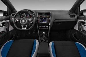 VW Polo BlueGT Armaturentafel