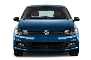 VW Polo BlueGT Frontalansicht