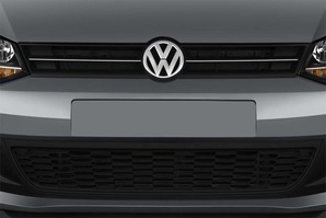 VW Polo Style Kühlergrill