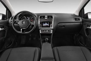 VW Polo BlueMotion Armaturentafel