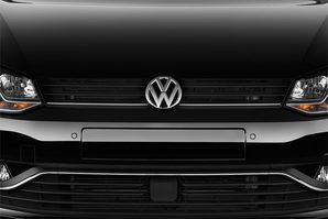 VW Polo BlueMotion Kühlergrill