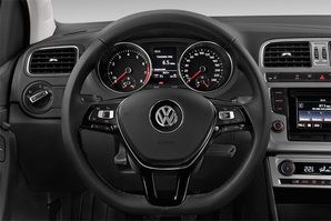 VW Polo BlueMotion Lenkrad