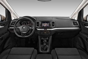 VW Sharan  Armaturentafel