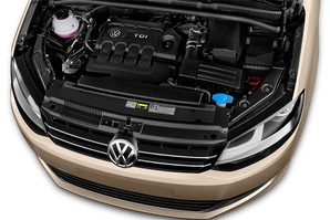 VW Sharan SOUND Motoransicht
