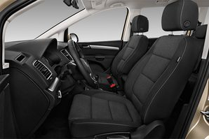 VW Sharan SOUND Vordersitze
