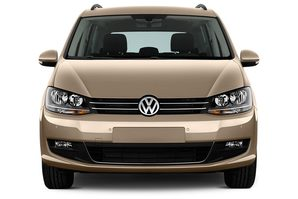 VW Sharan SOUND Frontalansicht