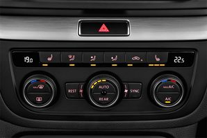 VW Sharan SOUND Temparaturregulierung
