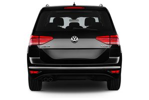 VW Touran SOUND Heckansicht