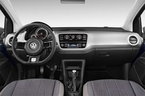 VW Cross up! Armaturentafel