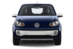 VW Cross up! Frontalansicht