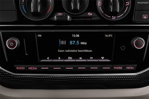 VW up! Audioanlage
