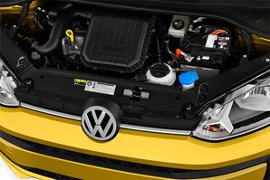 VW up! SOUND Ecofuel Motoransicht