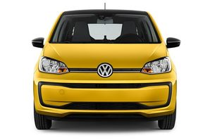 VW up! SOUND Ecofuel Frontalansicht