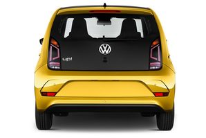 VW up! Heckansicht