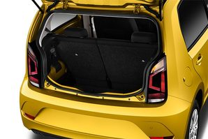 VW up! SOUND Ecofuel Kofferraum