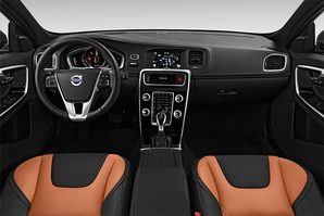 Volvo S60 Cross Country Armaturentafel