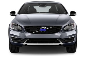 Volvo S60 Cross Country Frontalansicht