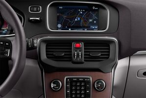 Volvo V40 Cross Country Audioanlage