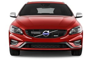 Volvo V60 D6 AWD TWIN ENGINE Plug-in-Hybrid Frontalansicht