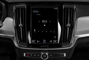 Volvo V90 Cross Country Audioanlage
