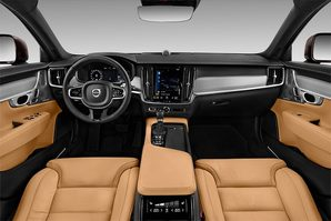 Volvo V90 Cross Country Armaturentafel