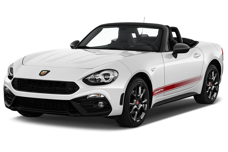 Abarth 124 Spider (neues Modell)