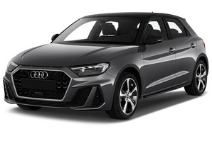 Audi A1 Sportback All-in-One-Paket