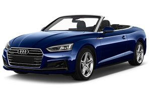 A5 Cabriolet All-in-One-Paket