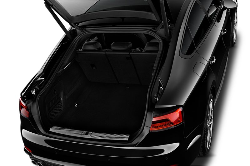 Audi S5 Sportback All-in-One-Paket s5 sportback all-in-one-paket kofferraum