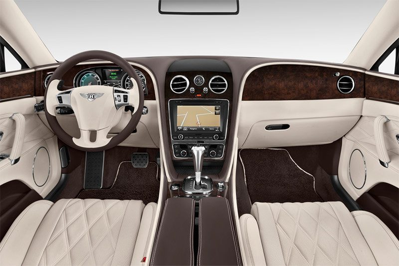 flying spur armaturentafel