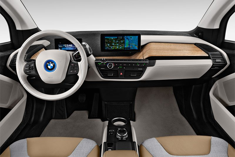 BMW i3 i3 armaturentafel