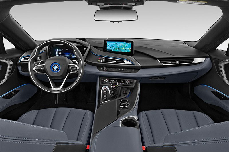 i8 roadster armaturentafel