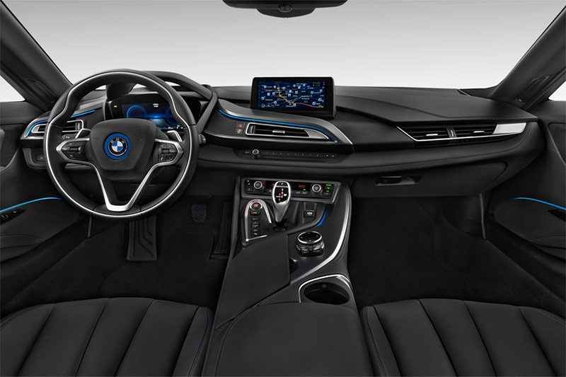 BMW i8 i8 armaturentafel
