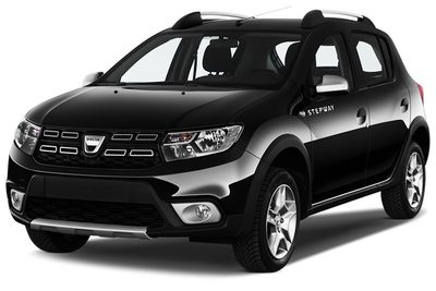 dacia sandero stepway konfigurator g nstige neuwagen. Black Bedroom Furniture Sets. Home Design Ideas