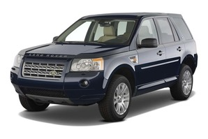 land rover freelander im innenraumcheck rustikal und. Black Bedroom Furniture Sets. Home Design Ideas