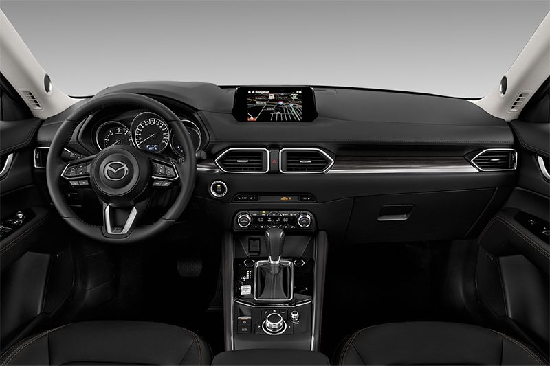 cx-5 armaturentafel