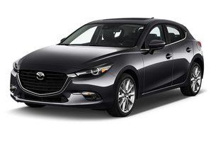 Mazda 3 2019 Das Erste Mal Im Neuen Japan Golf Auto Motor Und Sport