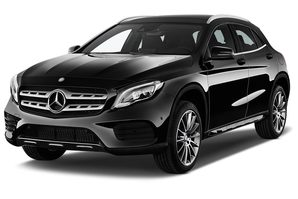 Mercedes GLA (neues Modell)