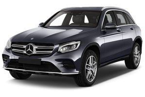 Mercedes GLC Plug-In-Hybrid
