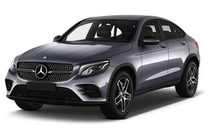 GLC Coupé Plug-In-Hybrid