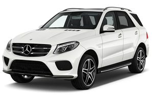 Mercedes GLE Plug-in-Hybrid