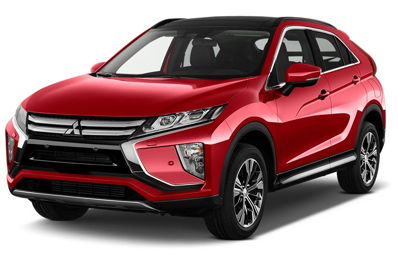 Mitsubishi Eclipse Cross eclipse cross schräge frontalansicht