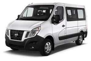 Nissan nv400 kombi konfigurator g nstige neuwagen for Nissan konfigurator